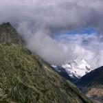 Los Alpes Suizos y el Glaciar del Ródano