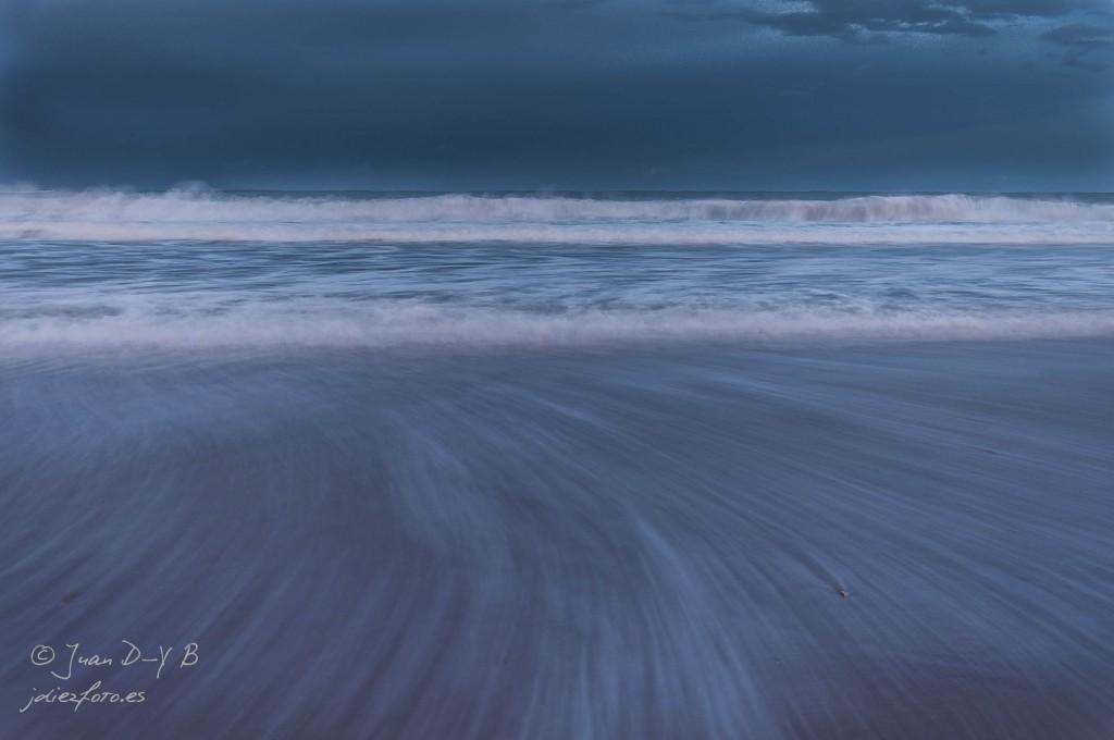 las aguas vuelven a su sitio en el sardinero