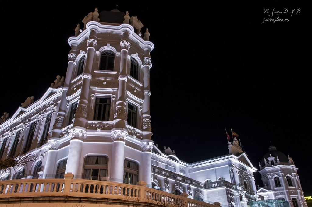 Torre del Casino de Santander