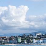 Costa de Santander desde el Paseo de Mataleñas