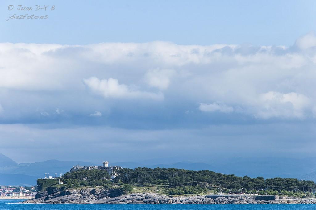 Península de la Magdalena. Costa de Santander