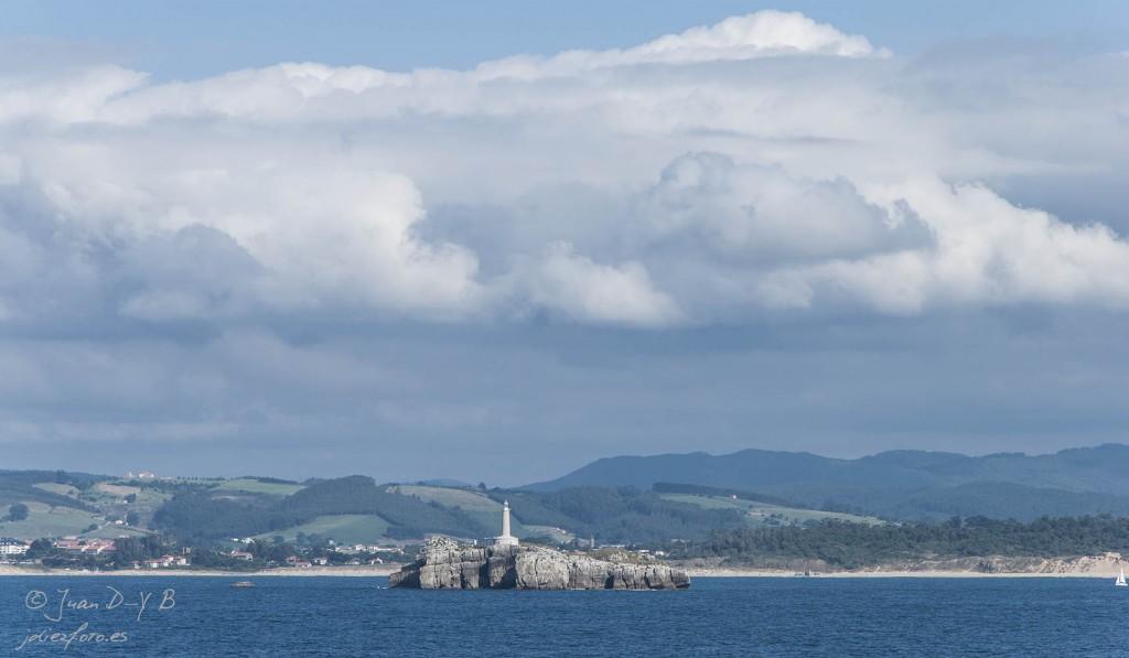 Isla de Mouro. Costa de Santander