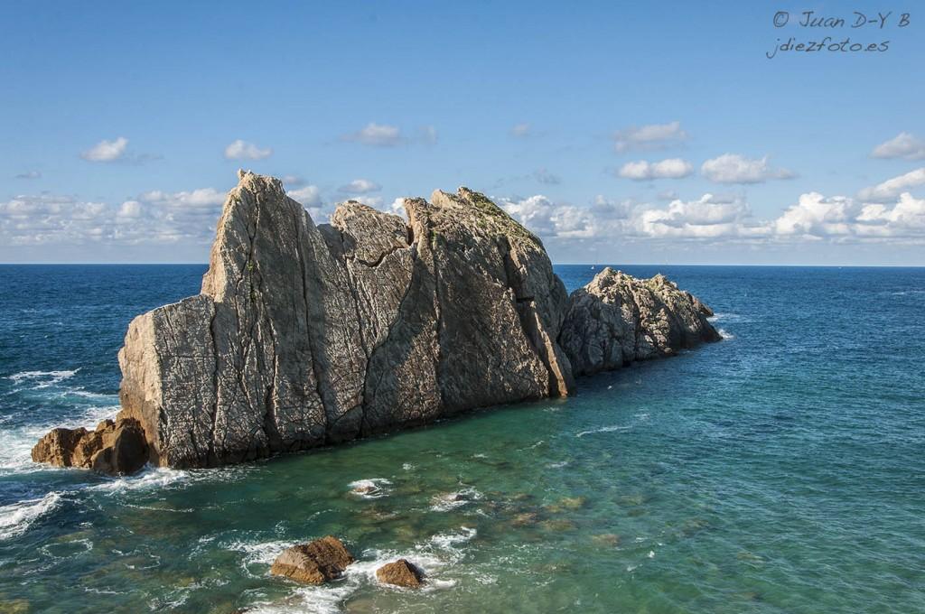 Lastras Playa de la Arnia