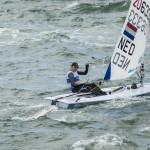 Holanda campeona del mundo en el Mundial de Vela. Clase Laser Radial