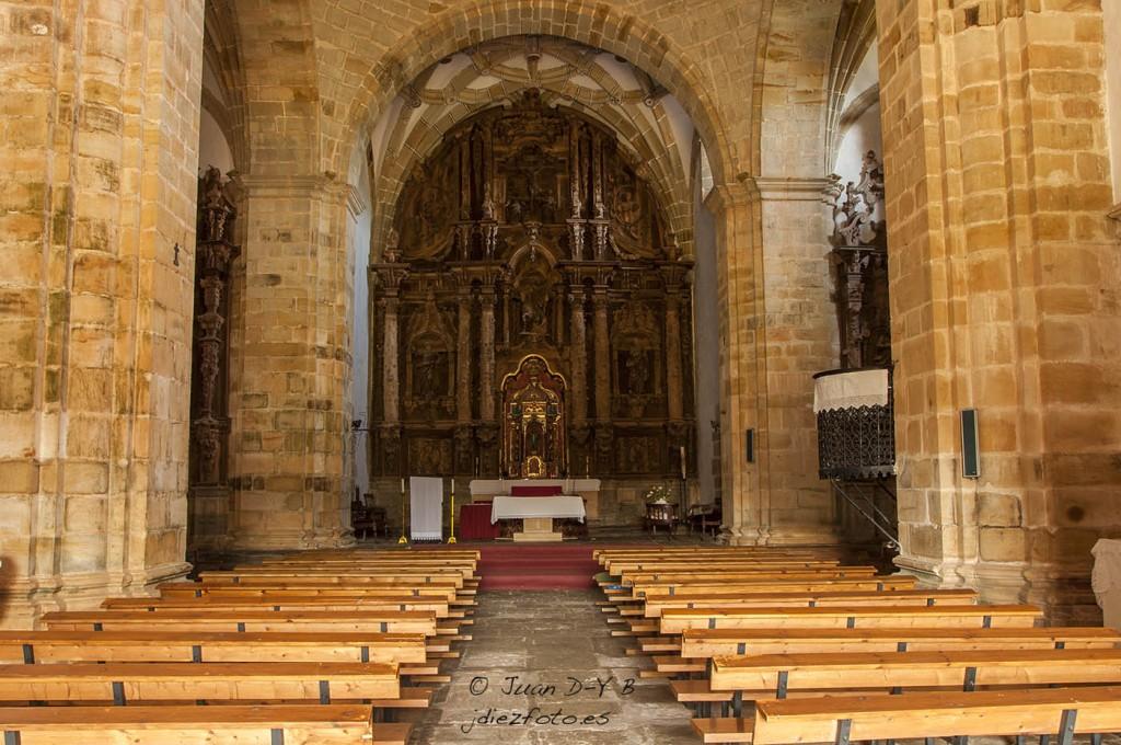 Iglesia de San Martín de Tours en Cigüenza