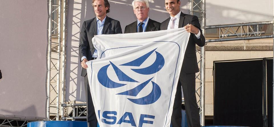 Clausura del Mundial de Vela 2014 en Santander