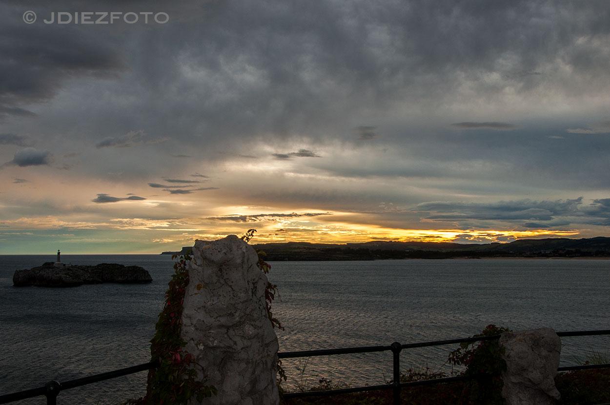 Amanecer Isla de Mouro