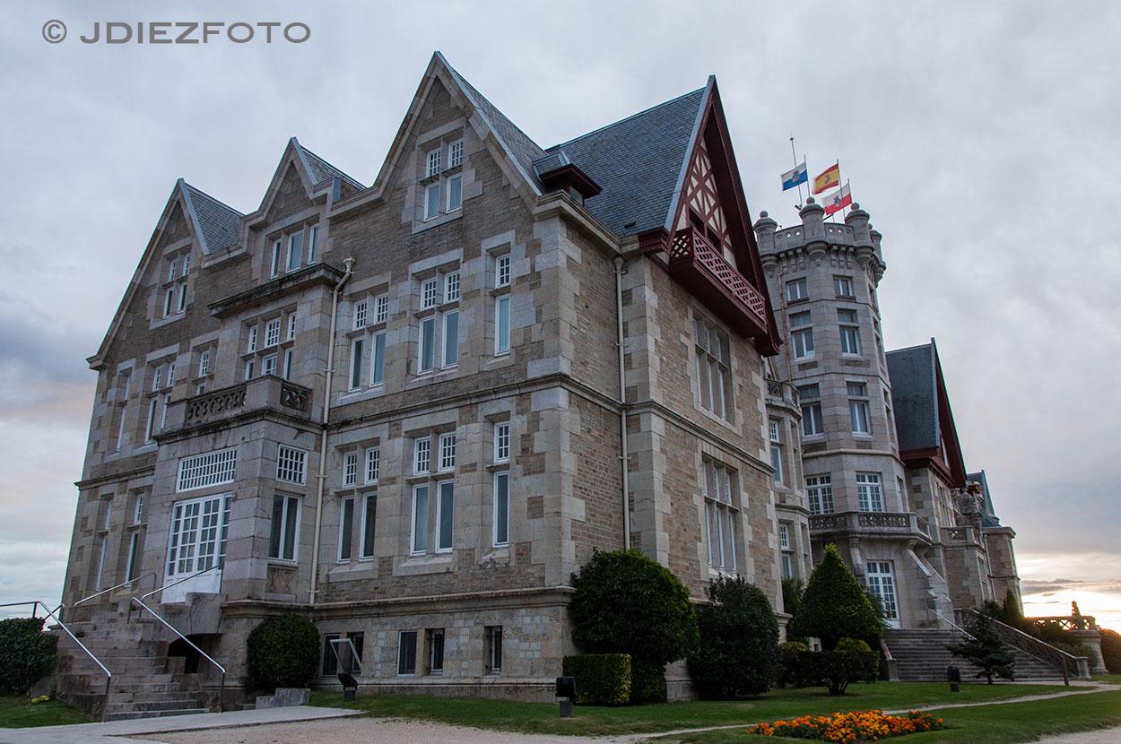 Palacio Magdalena Amanecer
