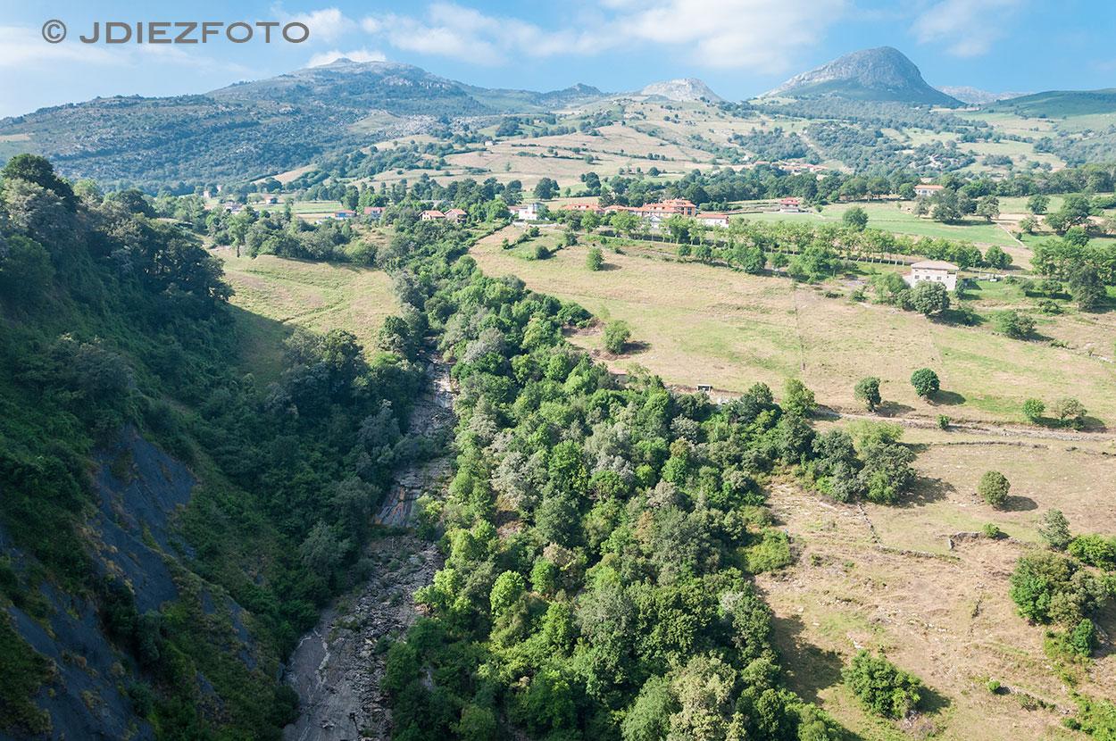 Mirador Río Gándara