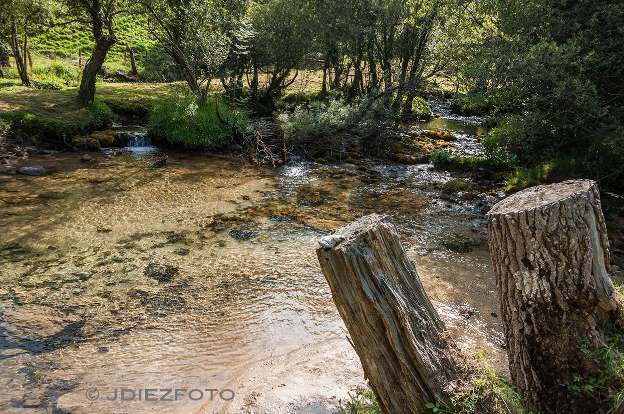 Nacimiento Río Gándara