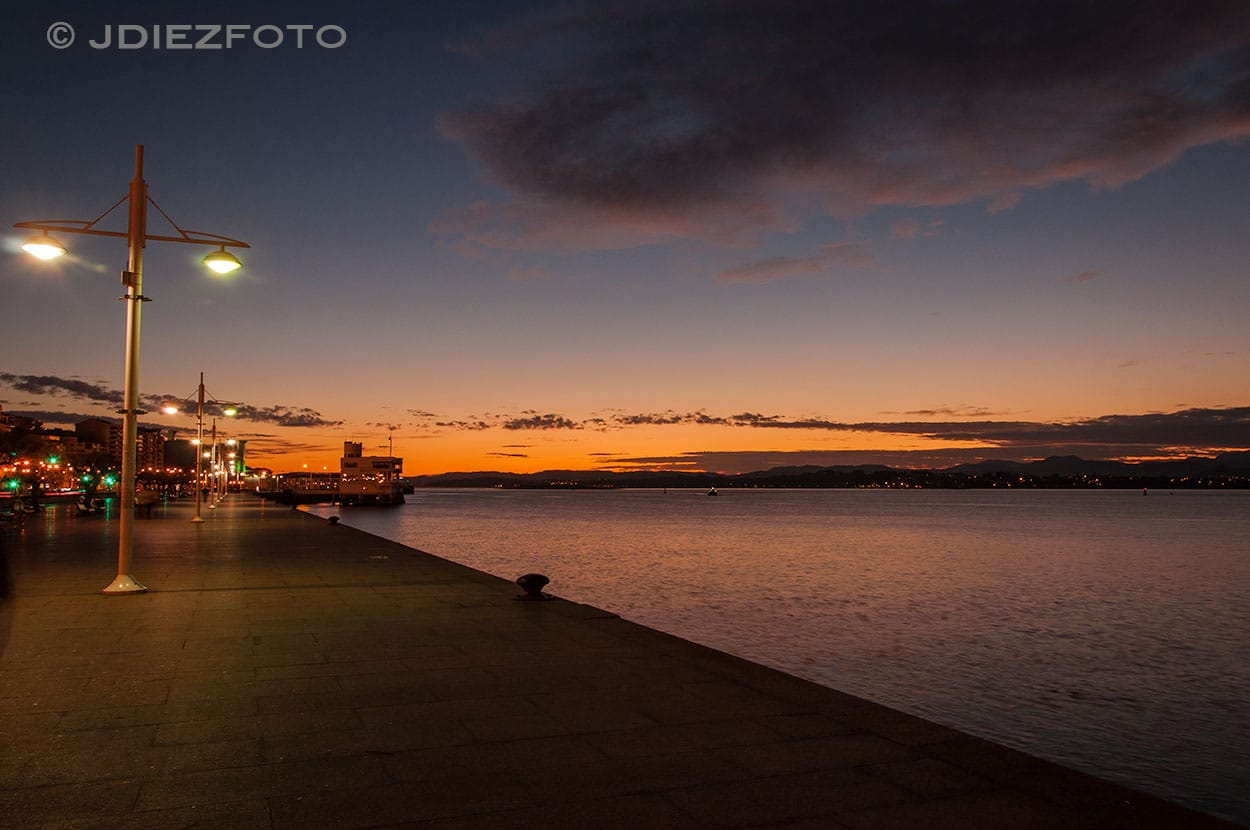Paseo Marítimo Santander