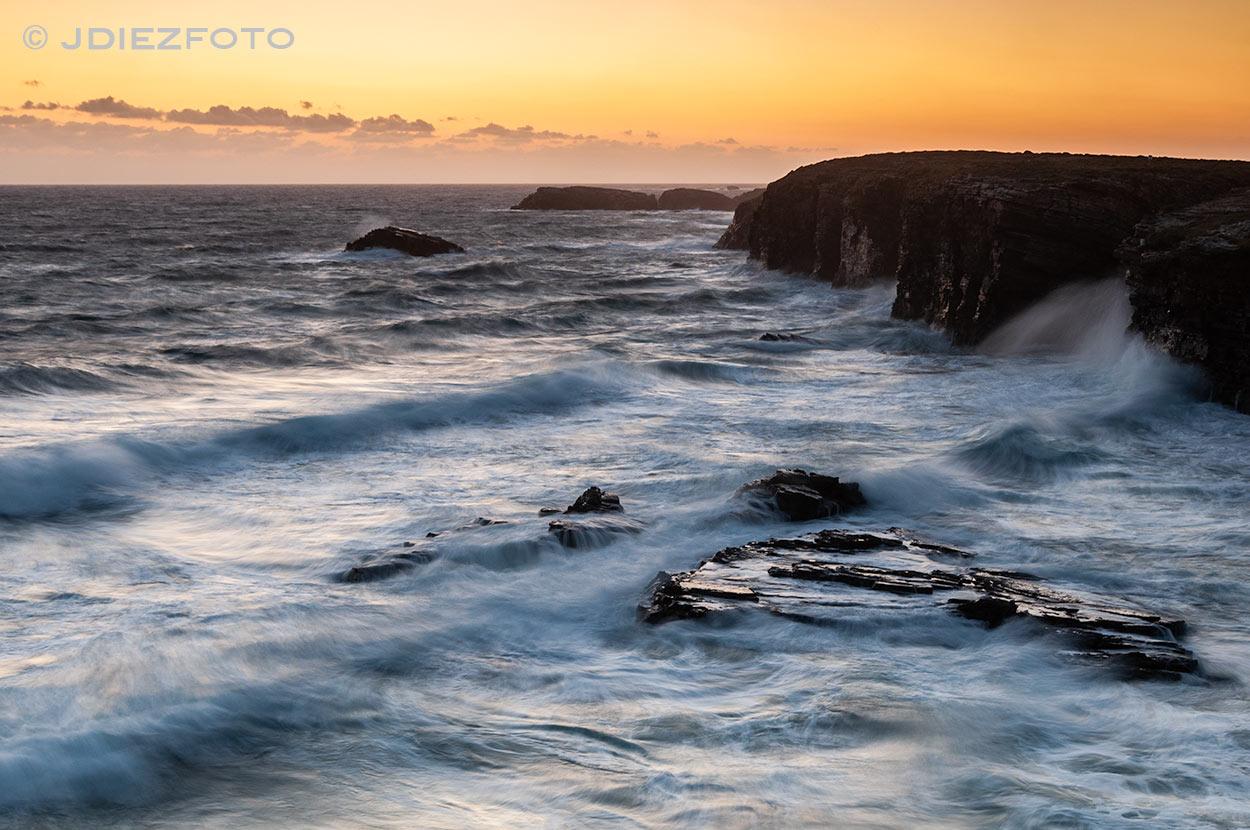 Amanecer Playa Esteiro