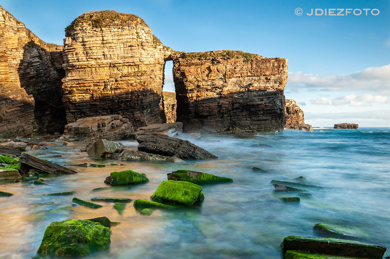 Amanecer Playa Islas
