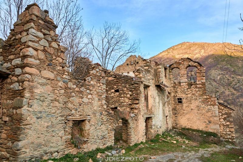 Ruinas de la Iglesia Prerrománica de Sant Sadurní