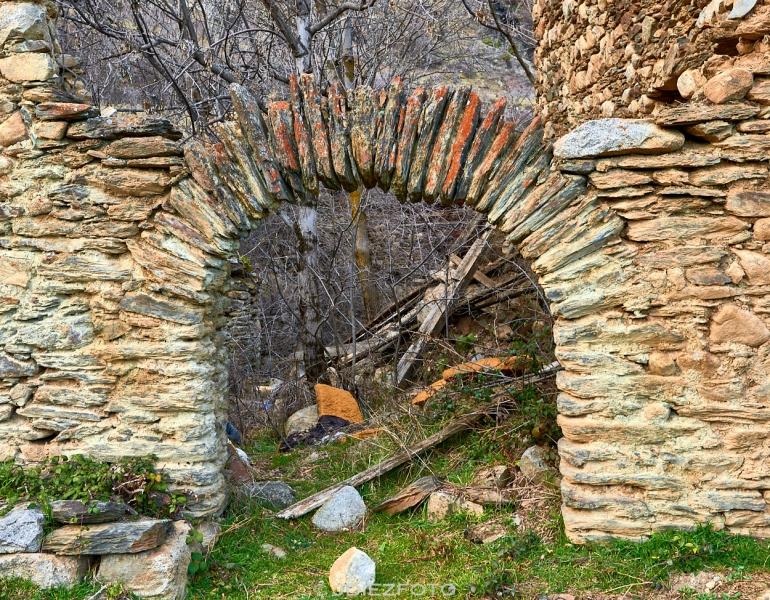 Pueblo abandonado de Àrreu