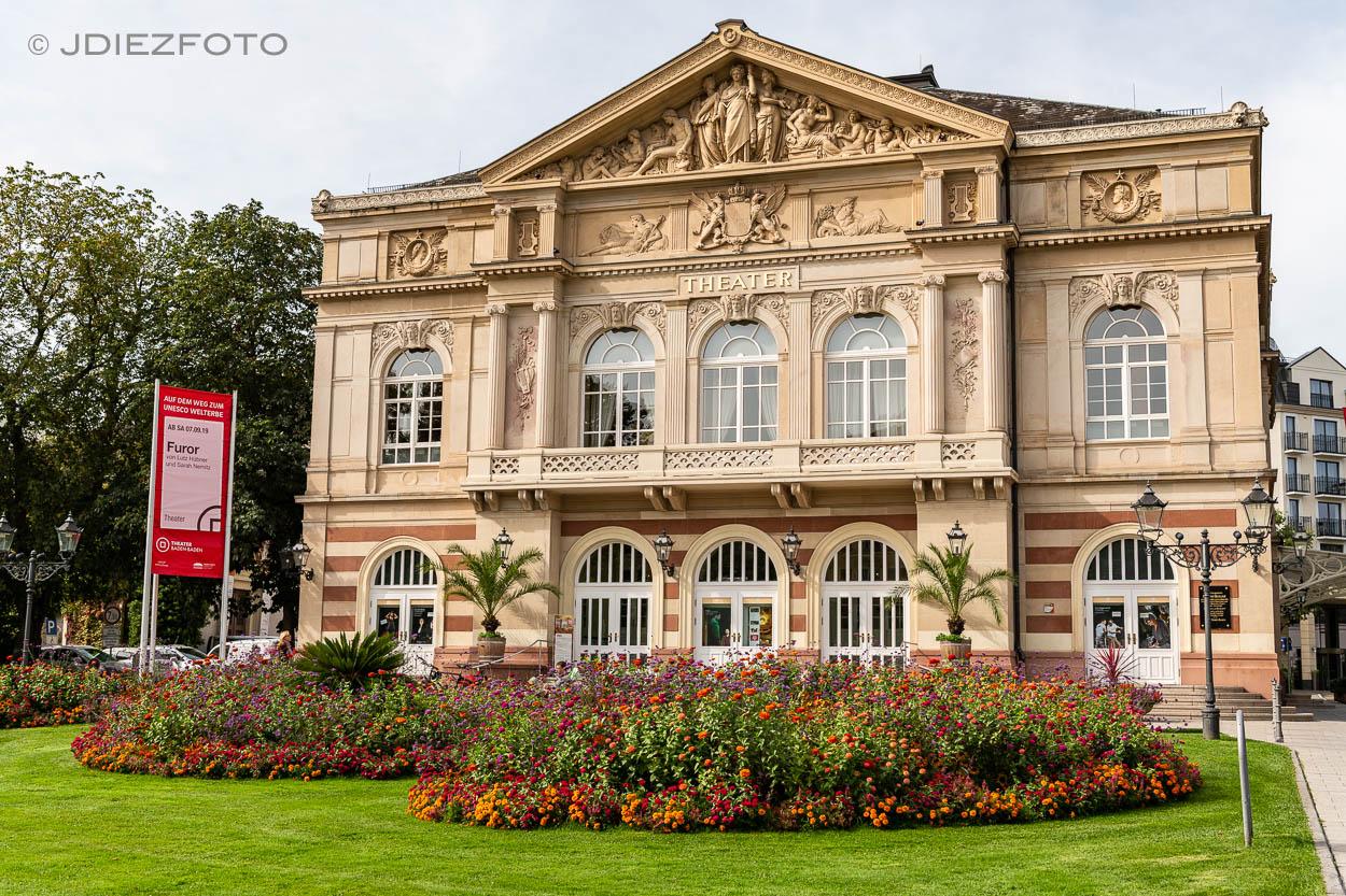 Teatro de Baden-Baden