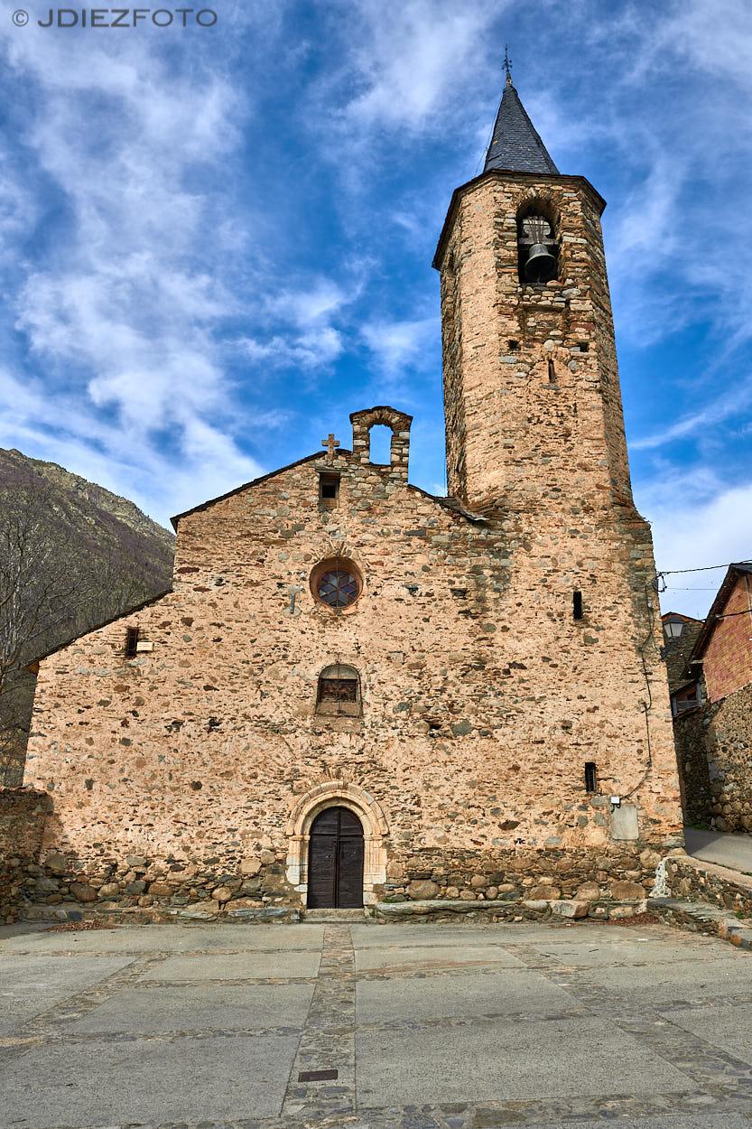 Iglesia de San Martín de Borén