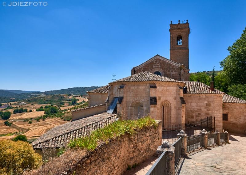 Parroquia de Santa María de la Peña en Brihuega
