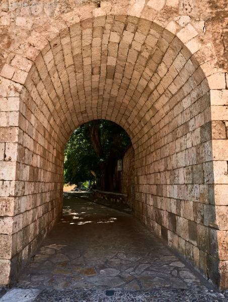 Arco de la Guía en Brihuega