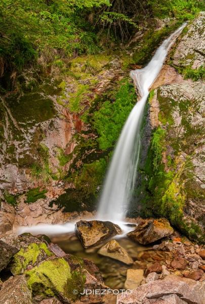 Cascada Allerheiligen. Selva Negra
