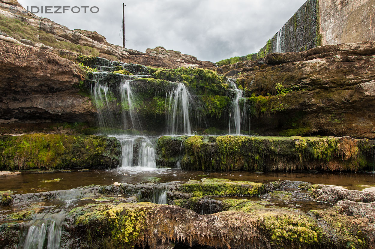 Cascada El Bolao
