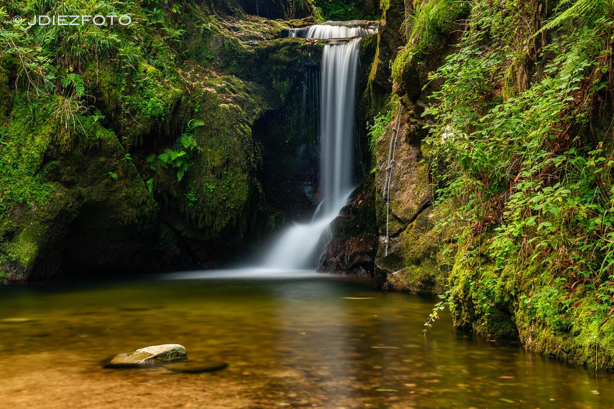 Cascada de Geroldsauer
