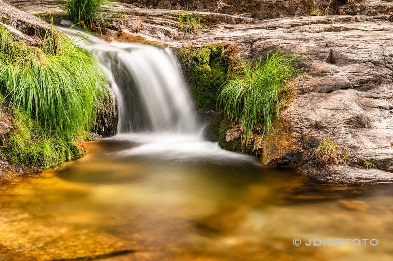 Cascadas del Arroyo Aguilón