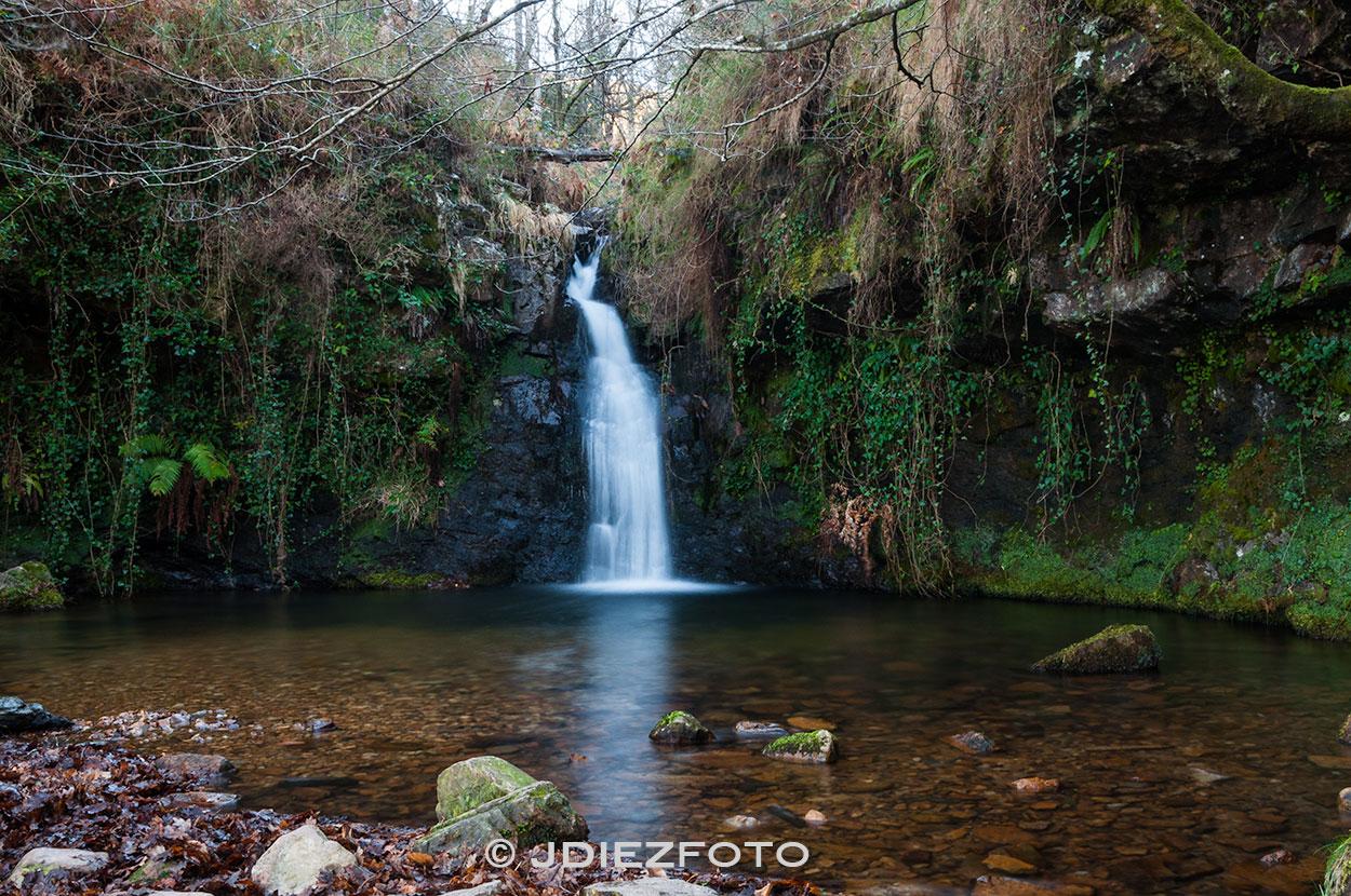 Cascadas de Doña Úrsula