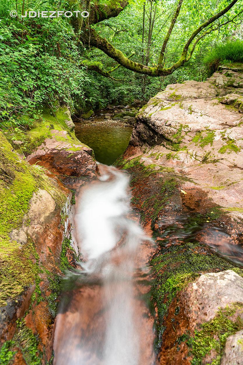 Cascadas Ribera Yera y Ajan