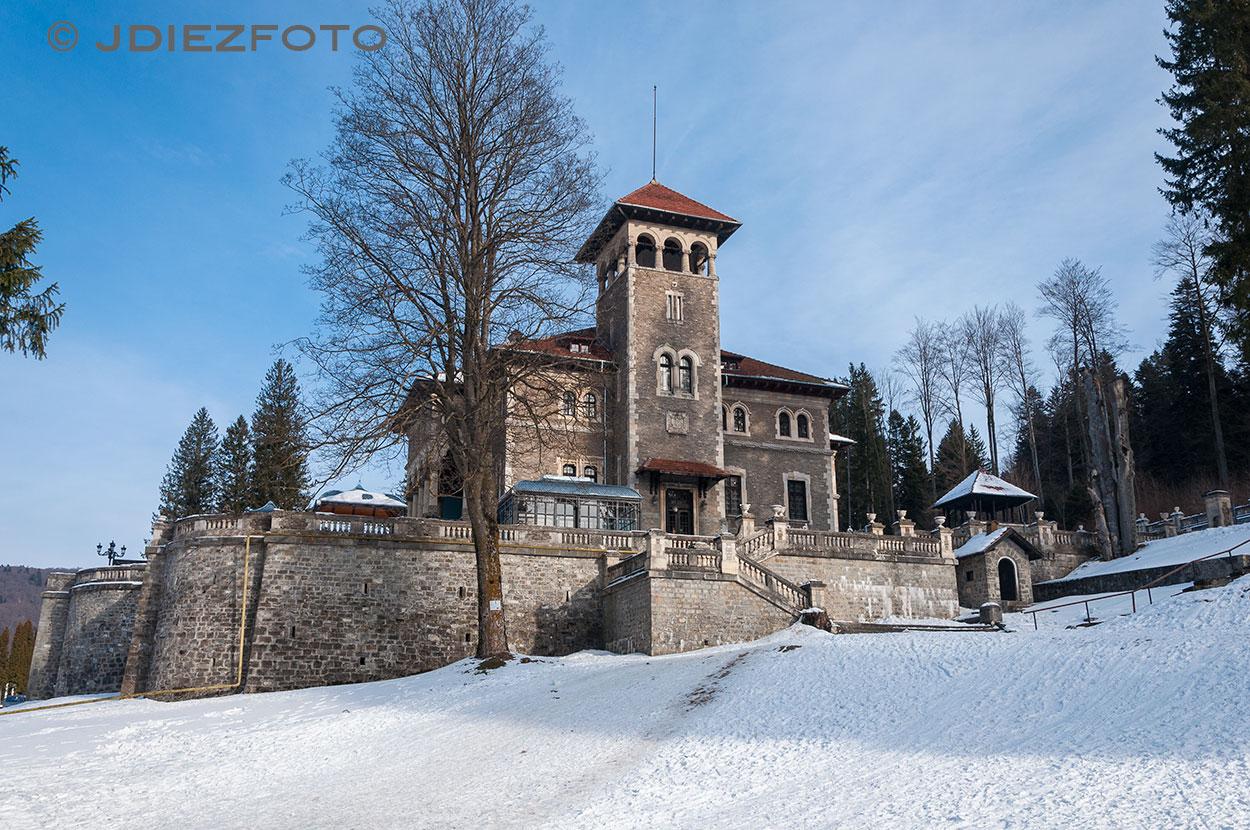 Castillo Cantacuzino. Busteni