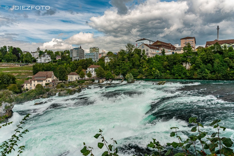 Cataratas del Rin. Escafusa