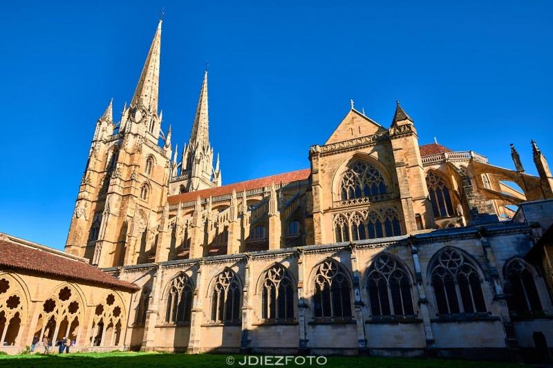 Claustro de la Catedral de Santa María
