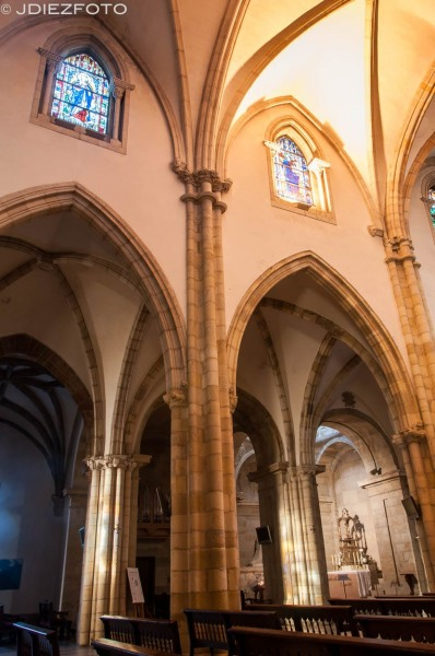Capilla del Rosario de la Catedral de Santander