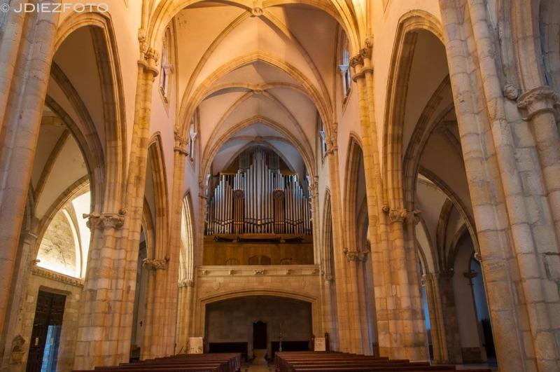 Órgano de la Catedral de Santander