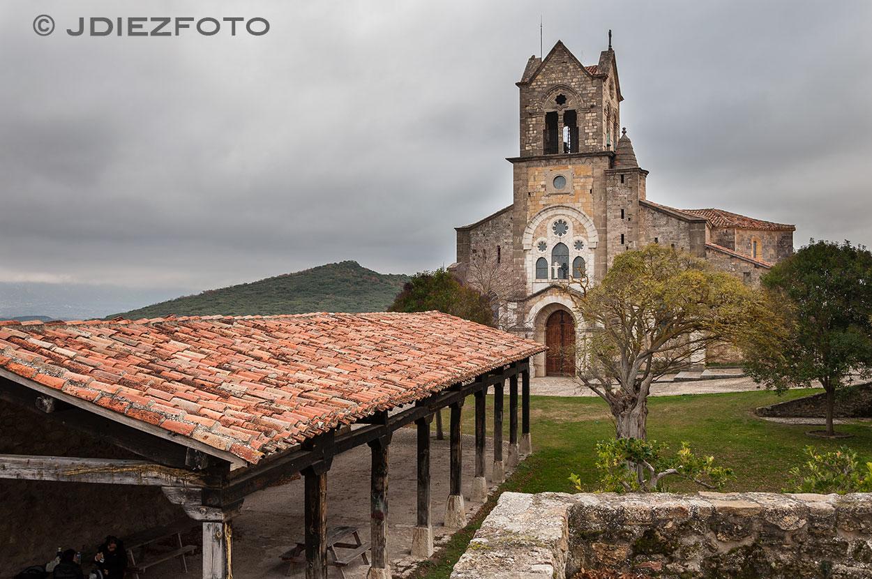 Iglesia de San Vicente Mártir. Frías
