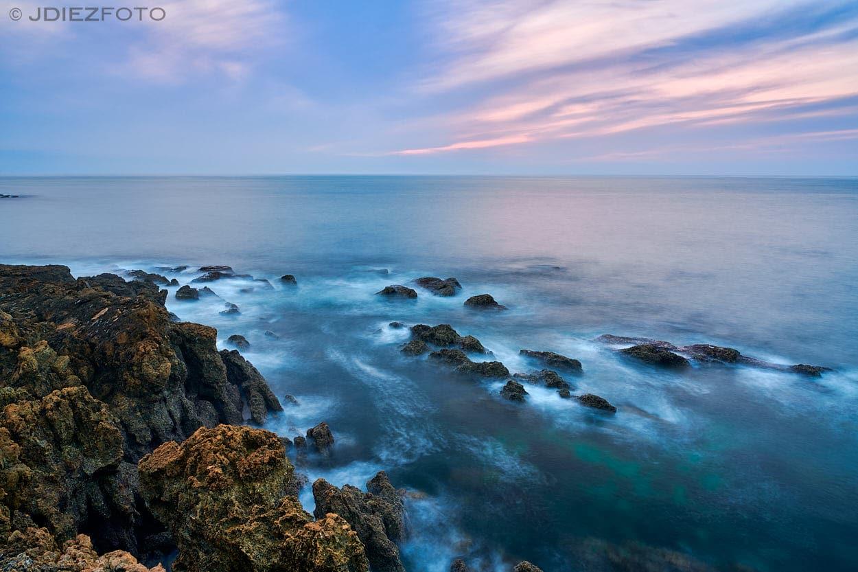 Costa de Cueto. Cantabria