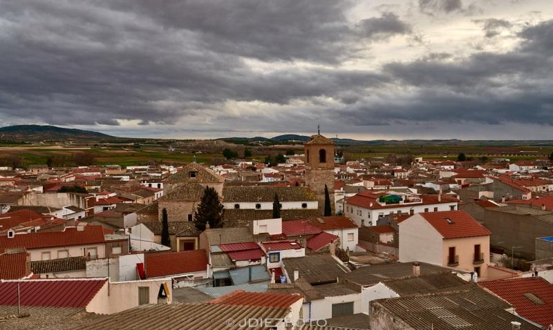 Vista de El Romeral en Toledo