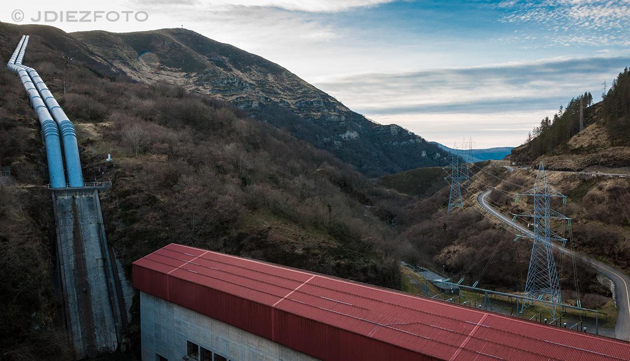 Central Hidroeléctrica del Alsa