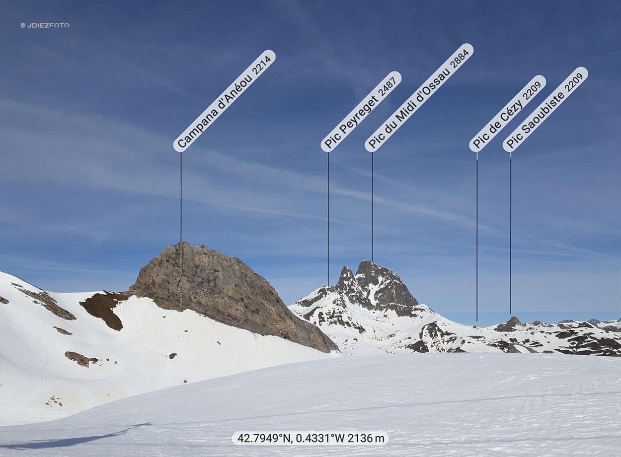 Peak Finder Pic du Midi