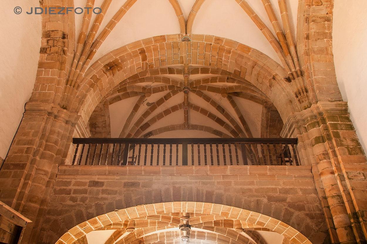 Coro Iglesia San Martín de Tours