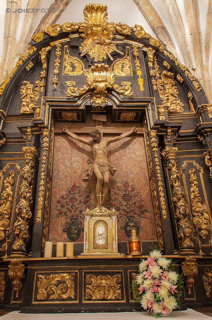 Capilla Iglesia Santa María de los Ángeles