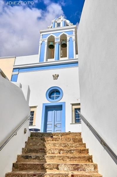 Iglesia en Fira