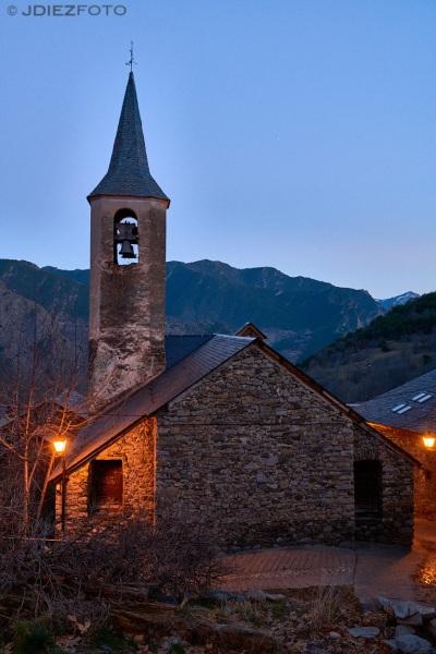 Iglesia de Sant Pere de Jou