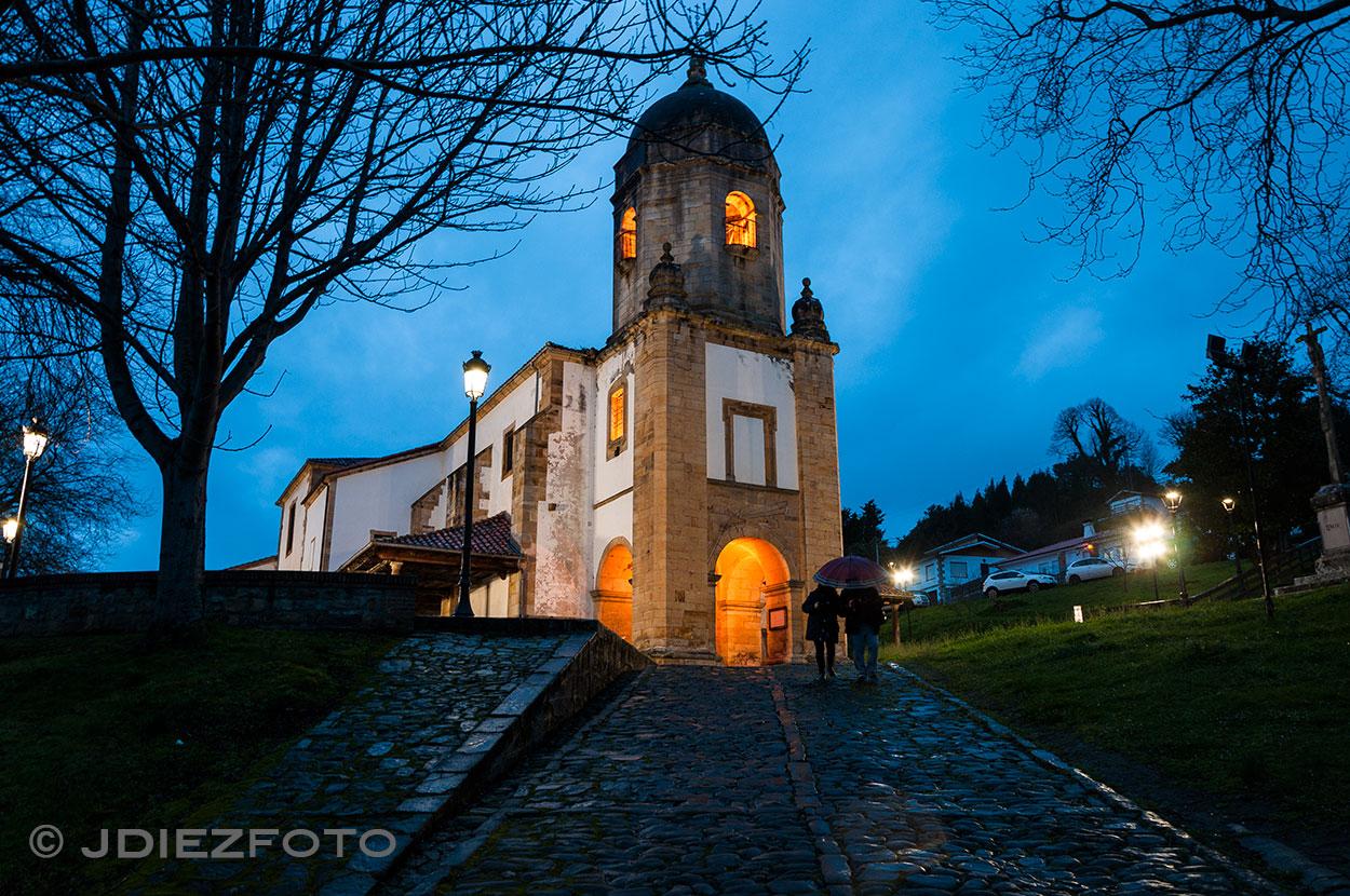 Parroqui de Santa María Sábada