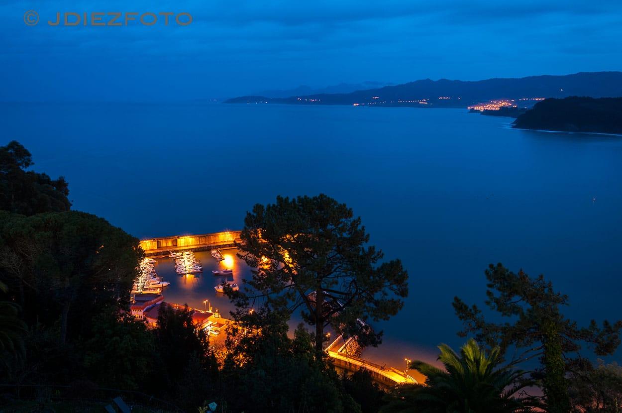 Puerto de Lastres. Mirador de San Roque