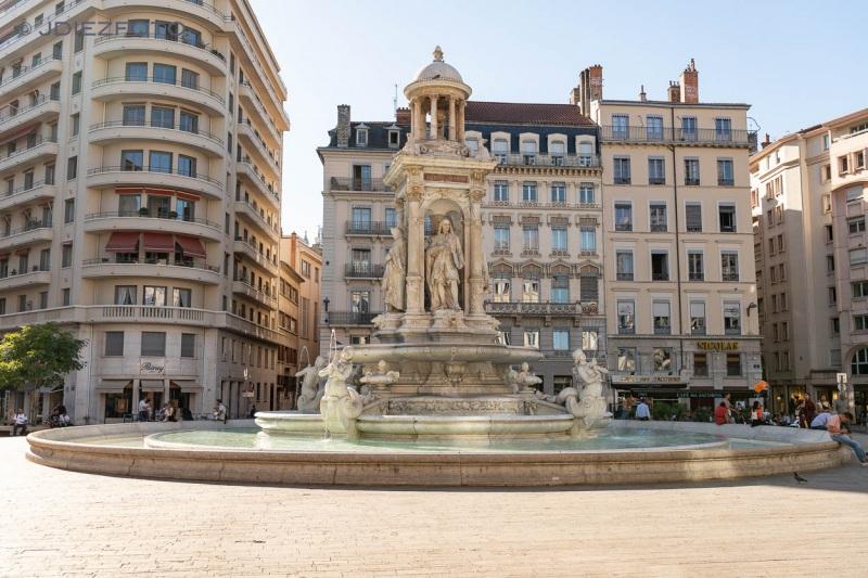 Place des Jacobins. Lyon