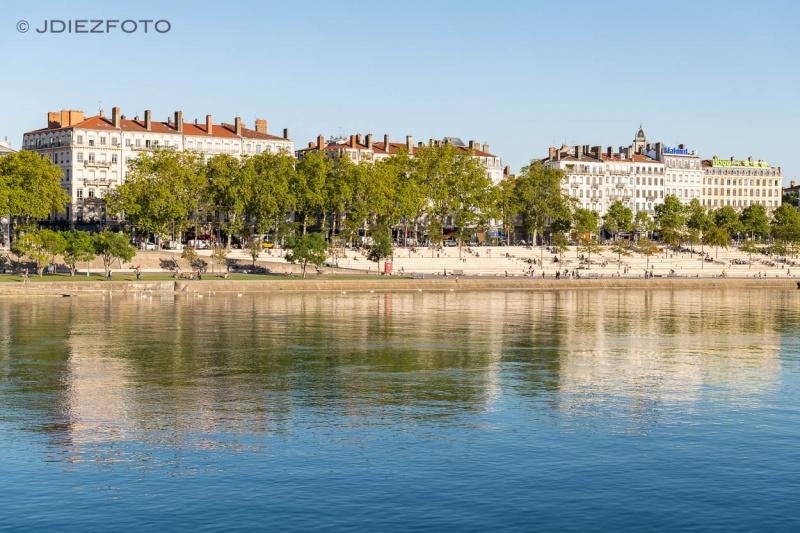 Ródano en Lyon