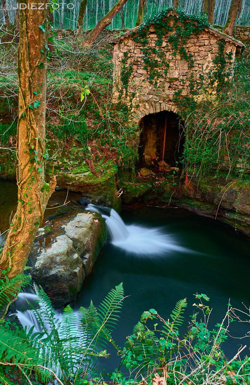 Molino del río Pisueña