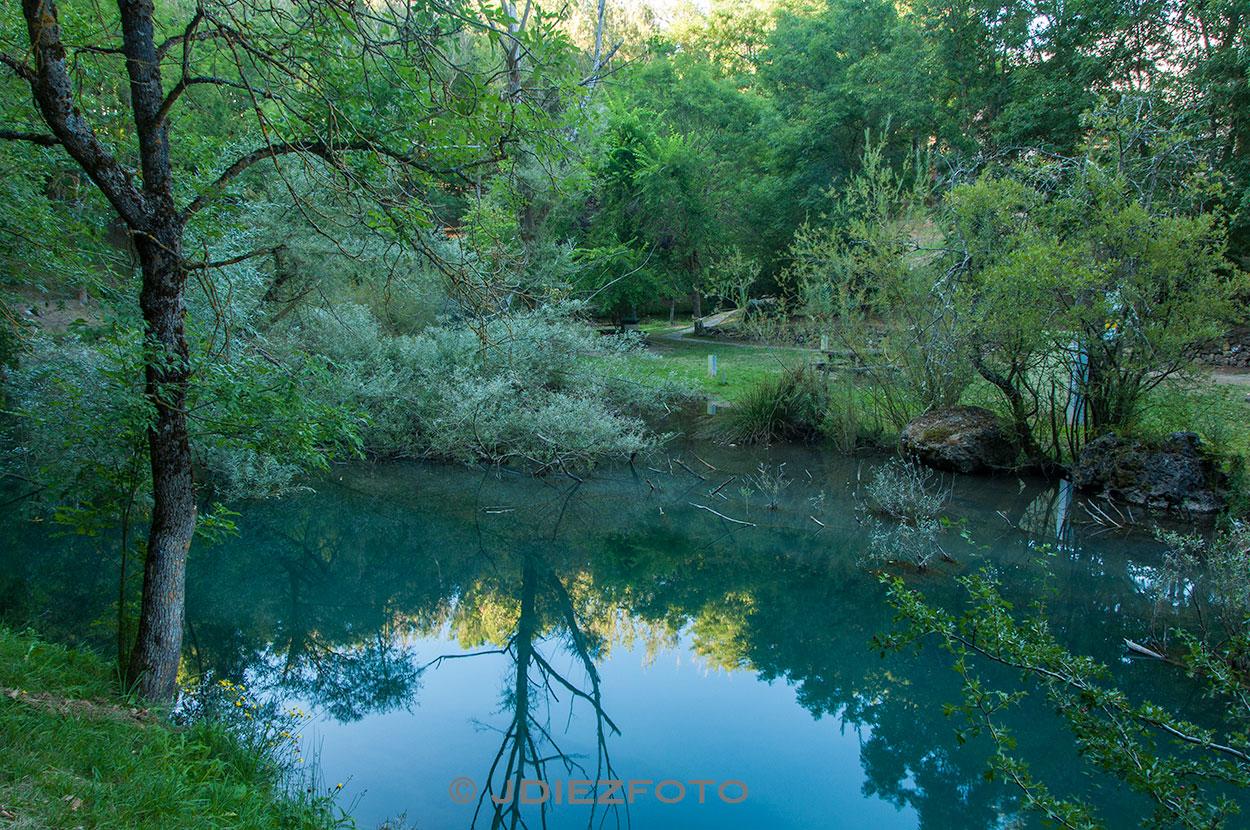 Ebro en Fontibre