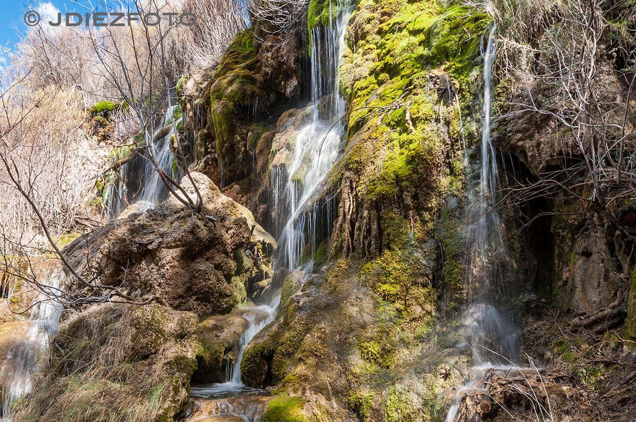 Cascada Nacimiento Río Cuervo